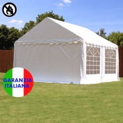 Party Tent 3x3 Classic PVC fireproof & Party Tents PVC - Tendoni per feste