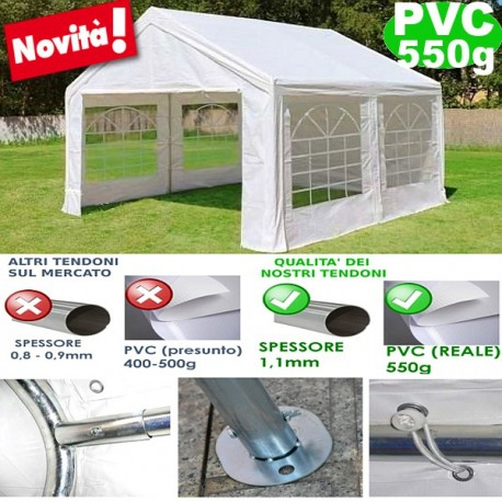 Party tent 2x3 PE